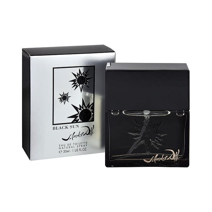 Salvador Dali Black Sun, edt 50ml