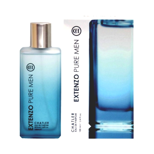 Chatler Extenzo Pure Men, edp 100ml (Alternatív illat Kenzo Pour Homme)