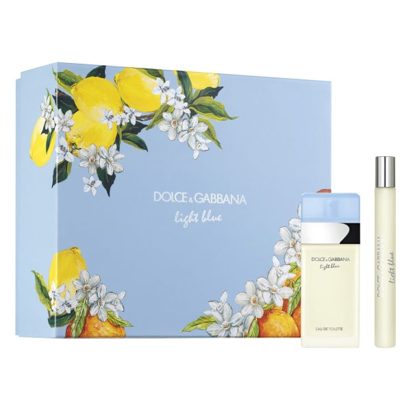 Dolce & Gabbana Light Blue SET: edt 25ml + edt 10ml