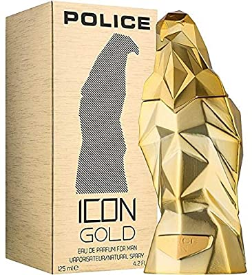 Police Icon Gold, edp 125ml