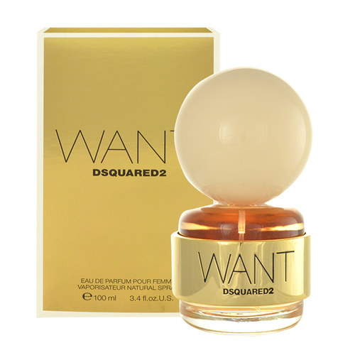 Dsquared2 Want, Parfumovaná voda 30ml