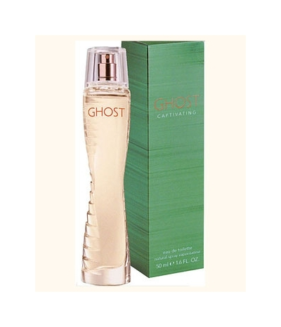 Ghost Captivating, edt 75ml - Teszter, Teszter