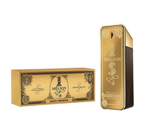Paco Rabanne 1 Million Dollar, edt 100ml
