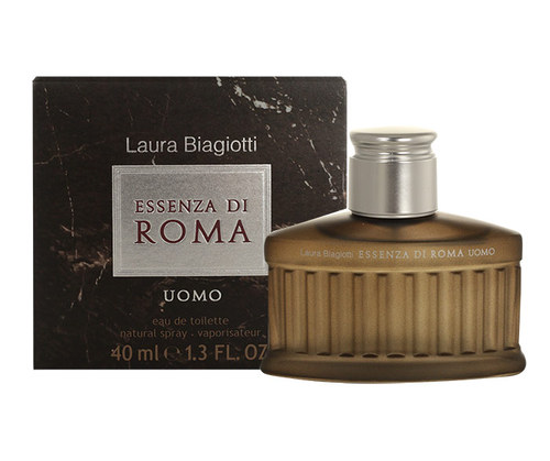 Laura Biagiotti Essenza di Roma Uomo, Toaletná voda 40ml