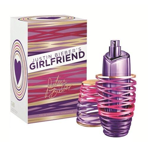 Justin Bieber Girlfriend (W)