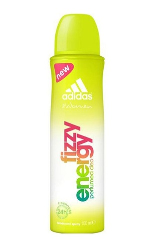 Adidas Fizzy Energy For Women, Dezodorant 150ml