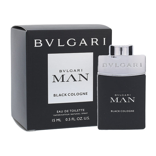 Bvlgari Man Black Cologne, Toaletná voda 15ml