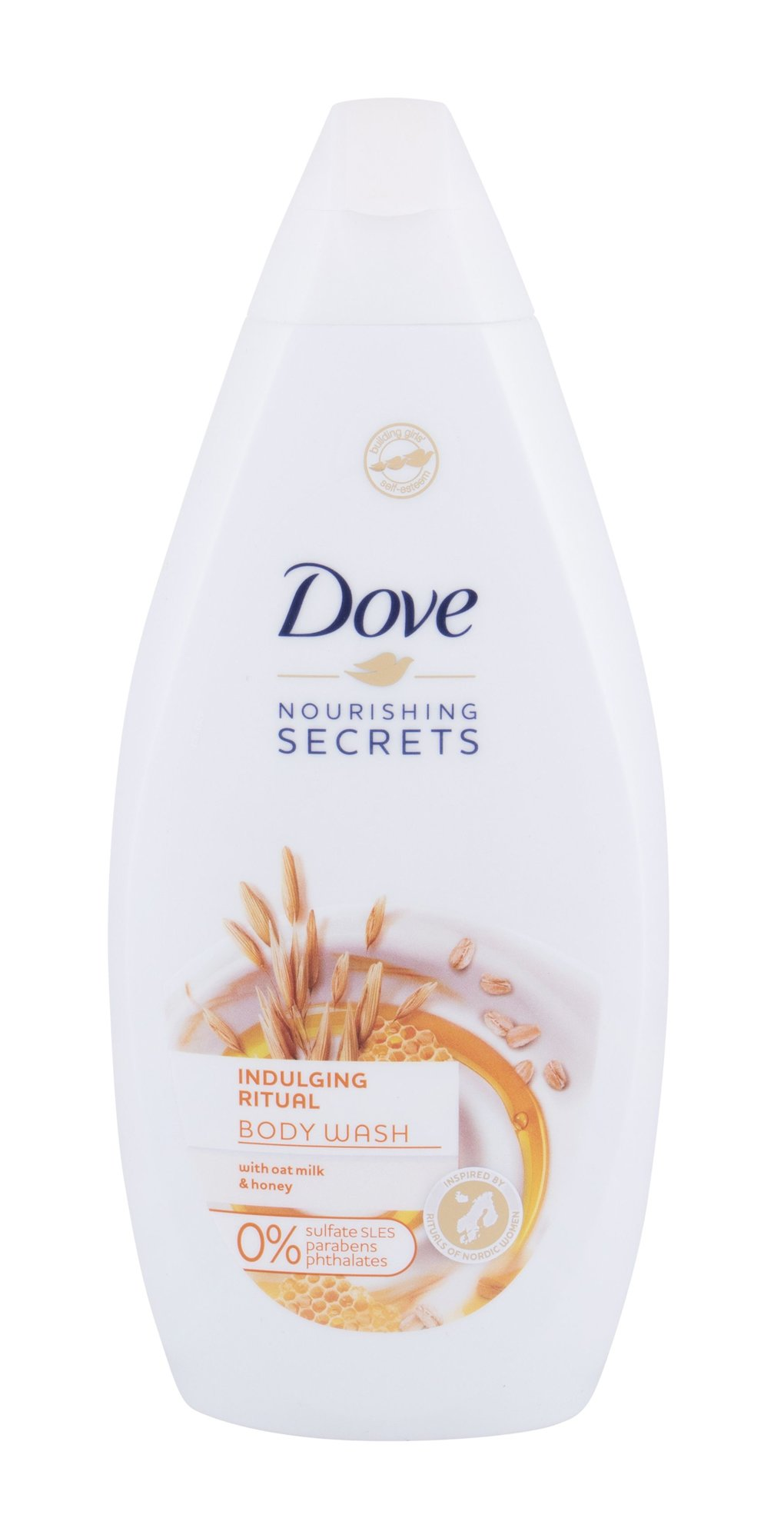 Dove Nourishing Secrets Indulging Ritual, tusfürdő gél 500ml