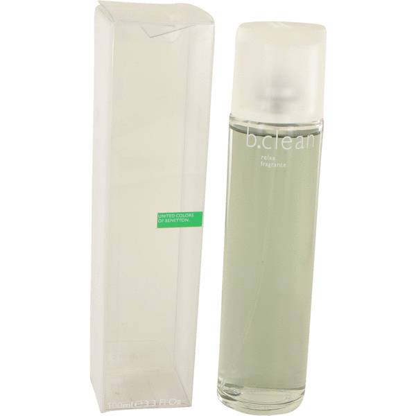 United Colors Of Benetton B.Clean Relax, edt 100ml - Teszter