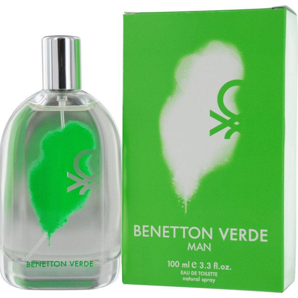 Benetton Verde Man, edt 100ml