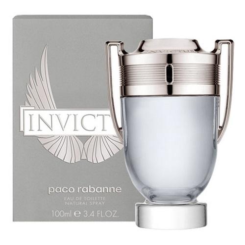 Paco Rabanne Invictus, Toaletná voda 10ml