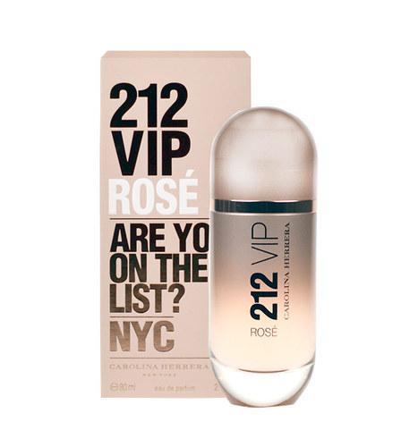 Carolina Herrera 212 VIP Rose, Parfémovaná voda 30ml - Tester