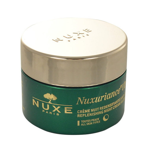 NUXE Nuxuriance Ultra Replenishing Cream, Nočný pleťový krém 50ml, Tester