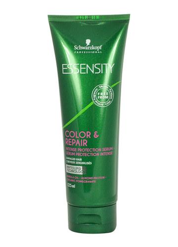 Schwarzkopf Essensity Color & Repair Intense Protection Serum, Balzam na vlasy - 125ml, Pro poškozené vlasy
