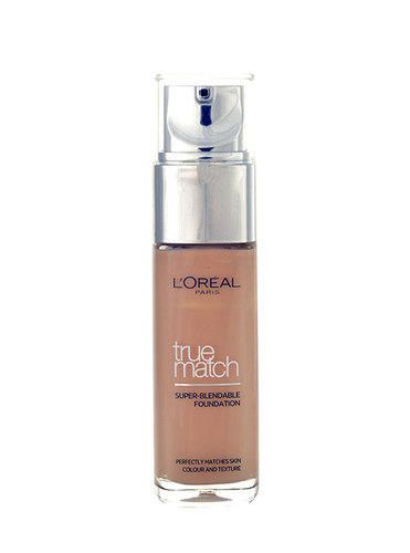 L´Oreal Paris True Match Super Blendable Foundation, Alapozó - 30ml