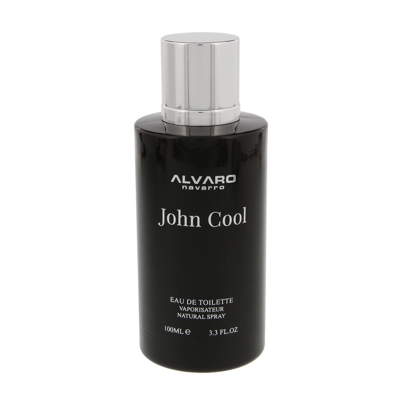 Alvaro Navarro John Cool, edt 100 (Alternatív illat Christian Dior Sauvage)