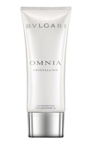 Bvlgari Omnia Crystalline, Sprchový gél 100ml