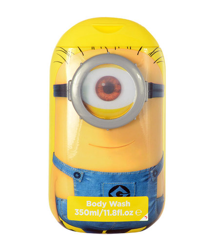 Minions Body Wash, tusfürdő gél 350ml
