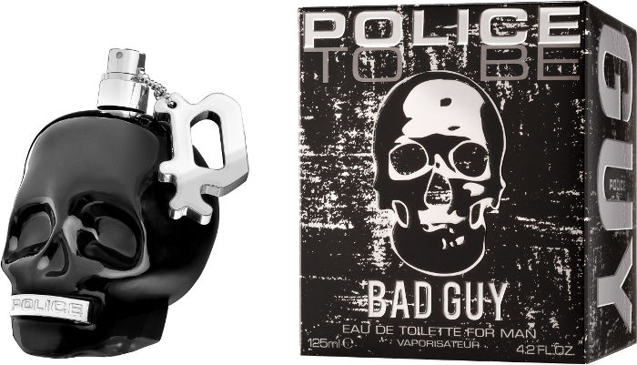 Police To Be Bad Guy, edt 125ml