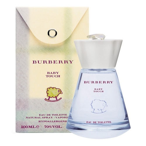 Burberry Baby Touch, Toaletná voda 100ml, Tester