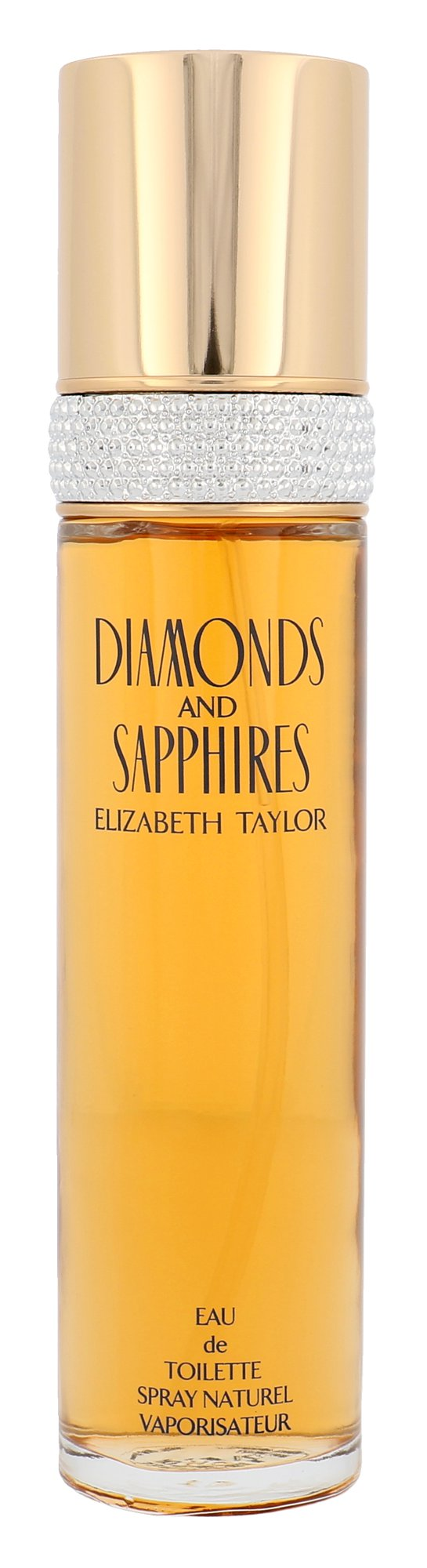 Elizabeth Taylor Diamonds and Saphires, edt 100ml