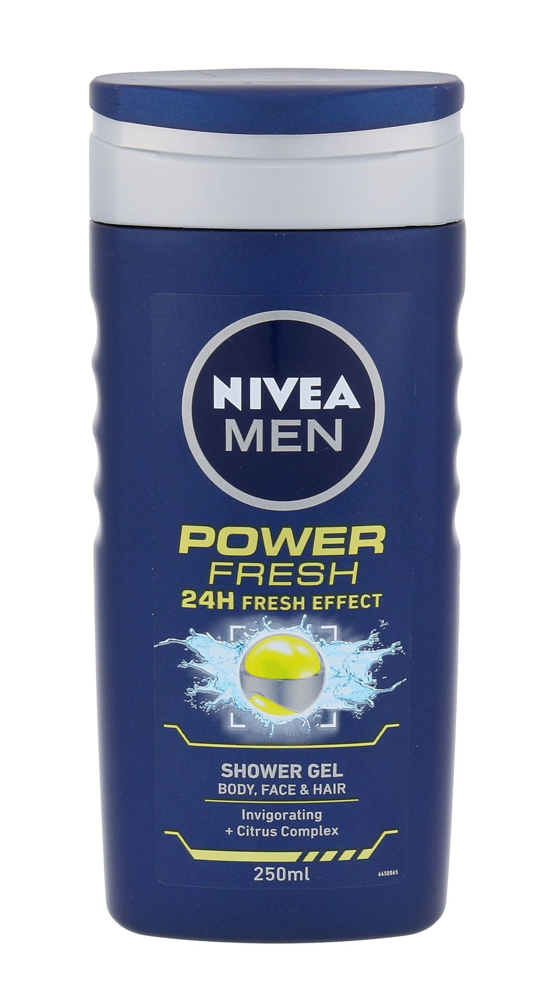Nivea Men Power Refresh, tusfürdő gél 250ml