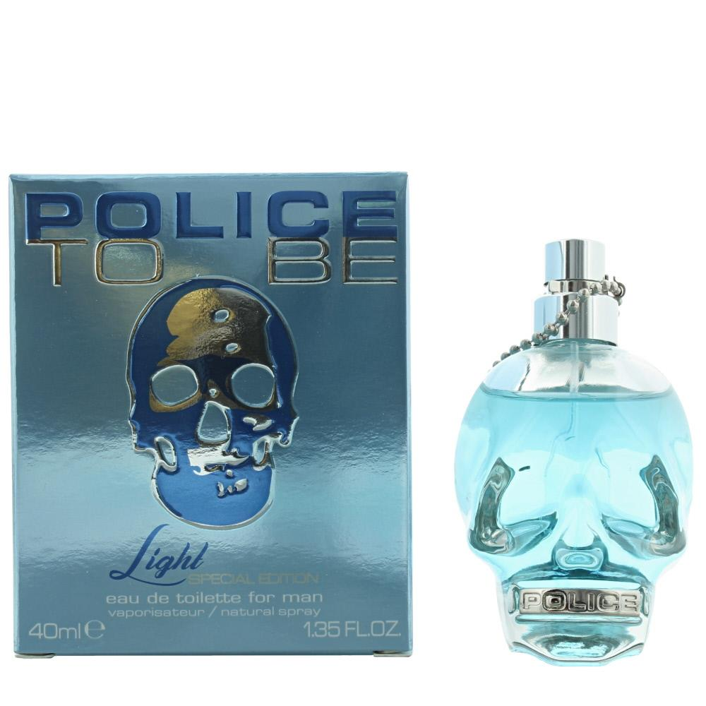 Police To Be light, edt 40ml