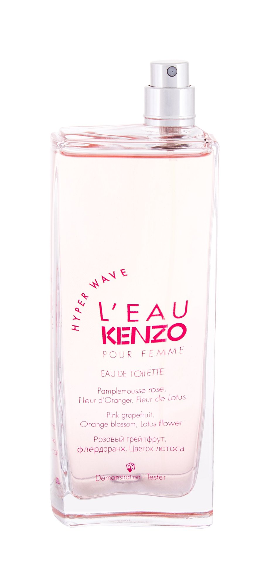 KENZO L´Eau Kenzo Pour Femme Hyper Wave, edt 100ml