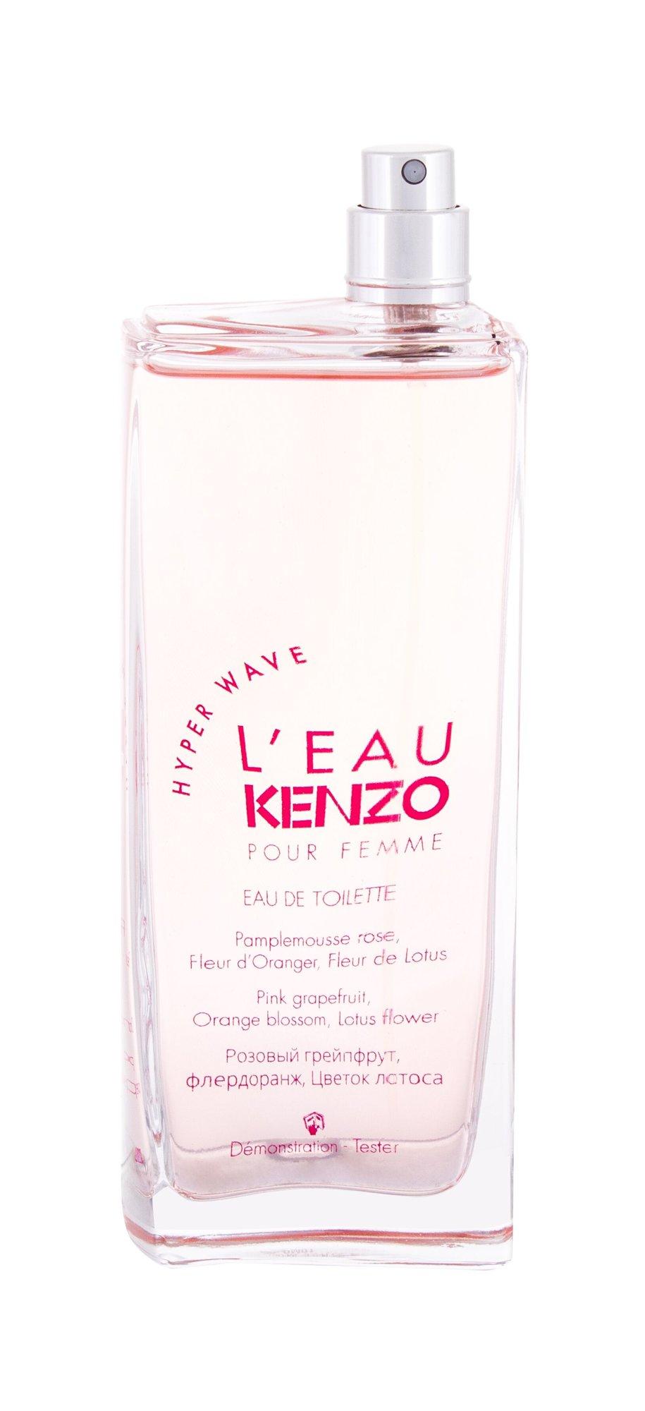KENZO L´Eau Kenzo Pour Femme Hyper Wave, Toaletná voda 100ml