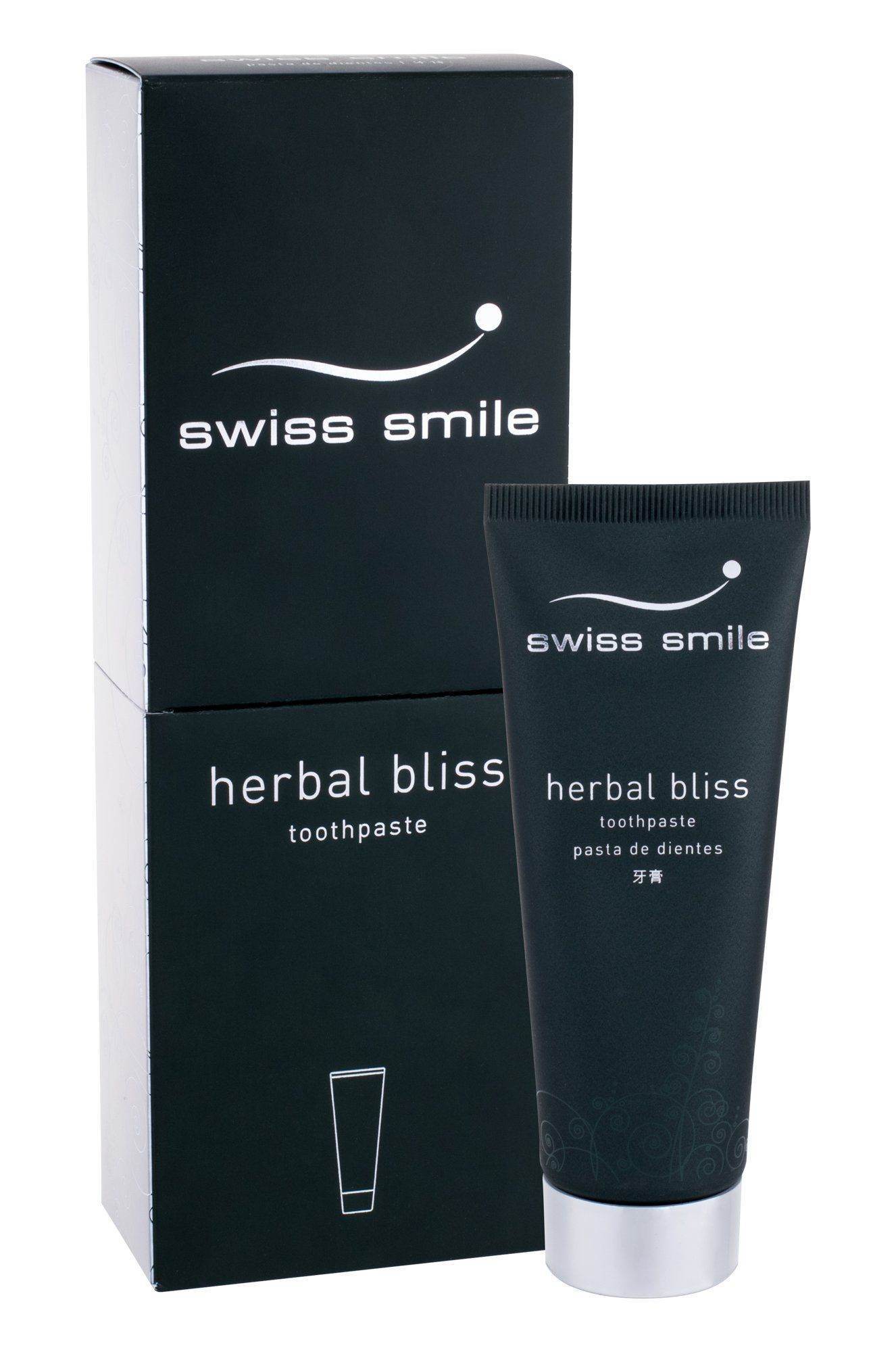 swiss smile Vitalizing Herbal, Zubná pasta 75ml