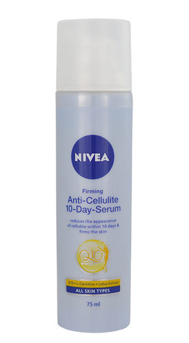 Nivea Q10 Energy+ Firming Anti Cellulite Serum, Celulitída a strie 75ml