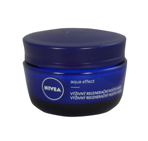 Nivea Rich Regenerating Night Care, Nočný arcápoló cream 50ml