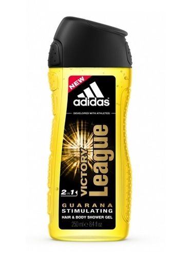Adidas Victory League, tusfürdő gél 250ml