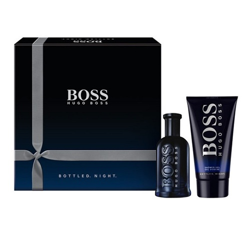 Hugo Boss No.6 Night, Edt 50ml + 100ml sprchový gel