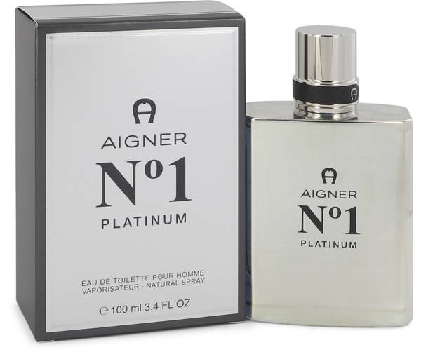 Aigner No.1 Platinum, edt 100ml - Teszter