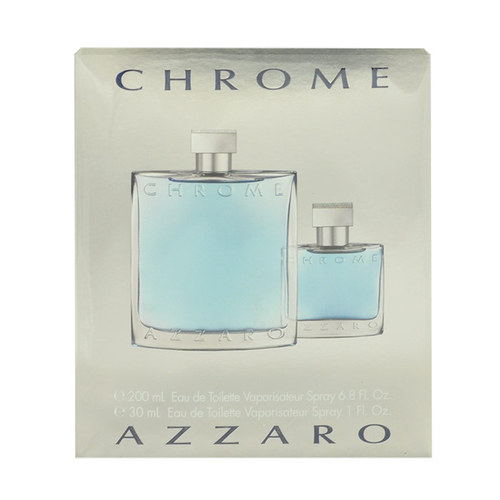 Azzaro Chrome, Edt 100ml + 30ml Edt