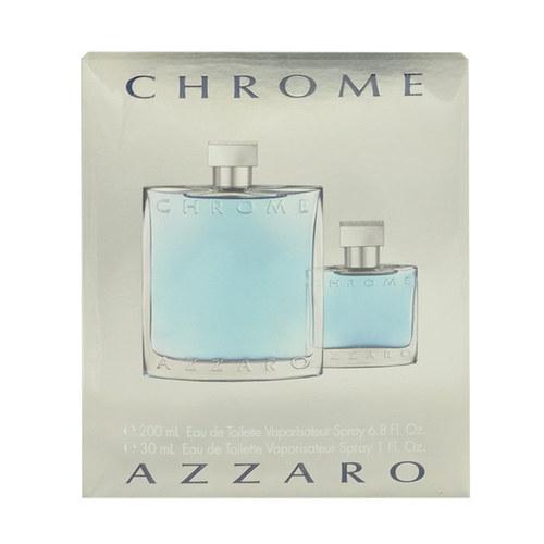 Azzaro Chrome, Edt 100ml + 30ml Edt
