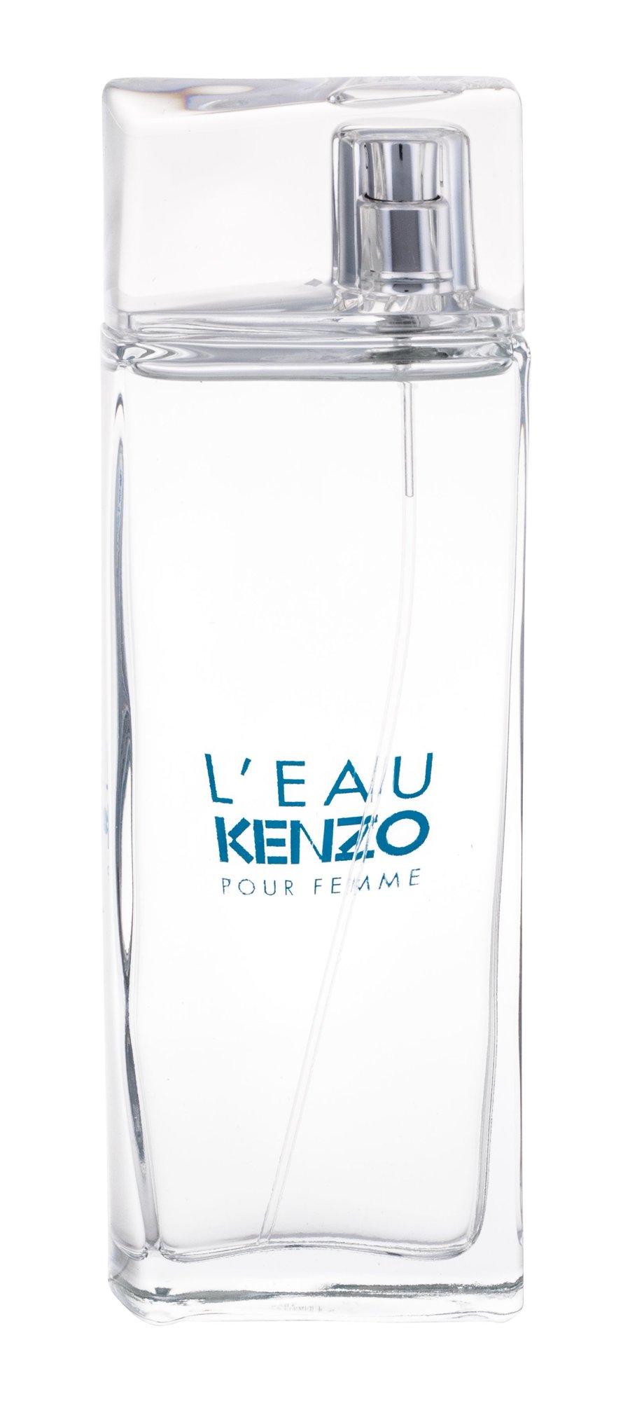KENZO L´Eau Kenzo Pour Femme, Toaletná voda 100ml - Tester