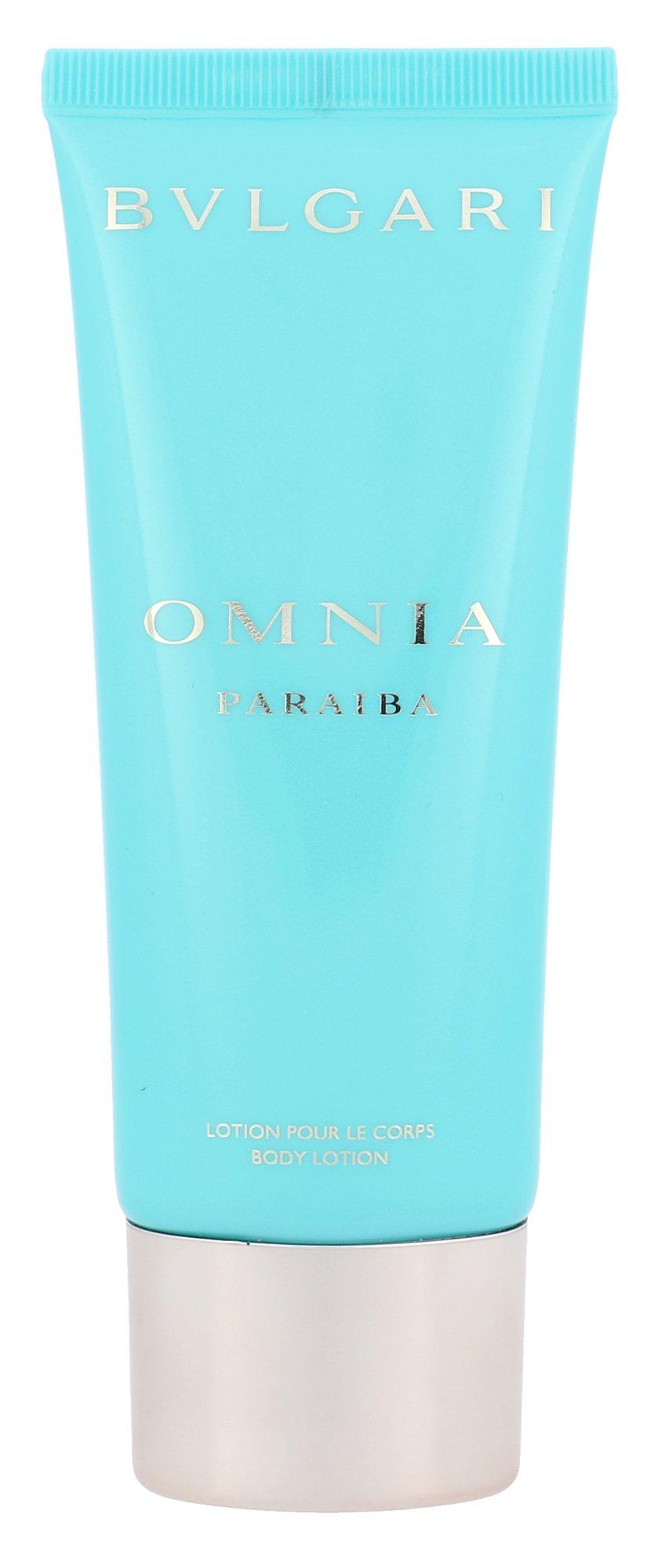 Bvlgari Omnia Paraiba, Telové mlieko 100ml