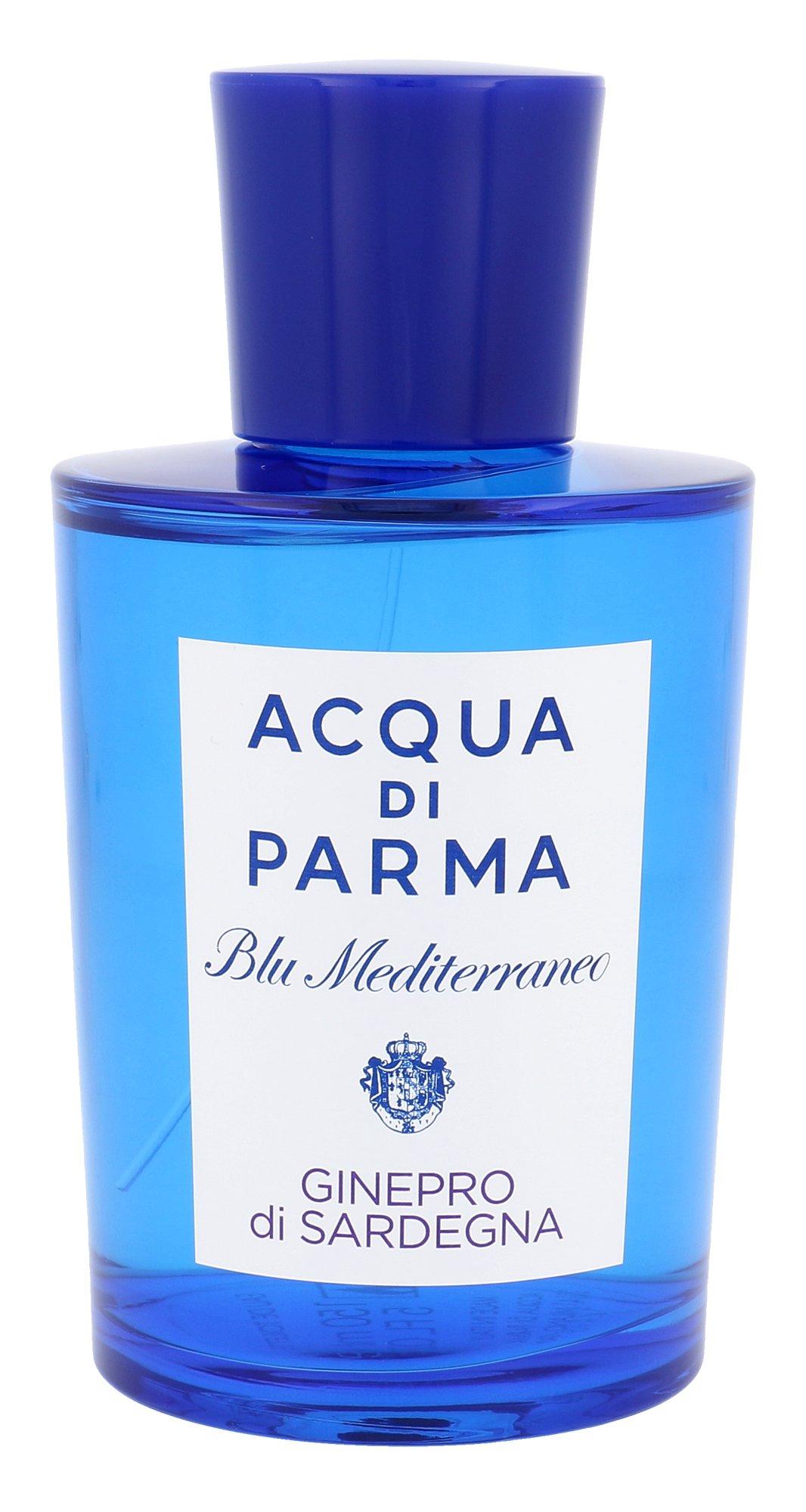 Acqua di Parma Blu Mediterraneo Ginepro di Sardegna, Toaletná voda 75ml