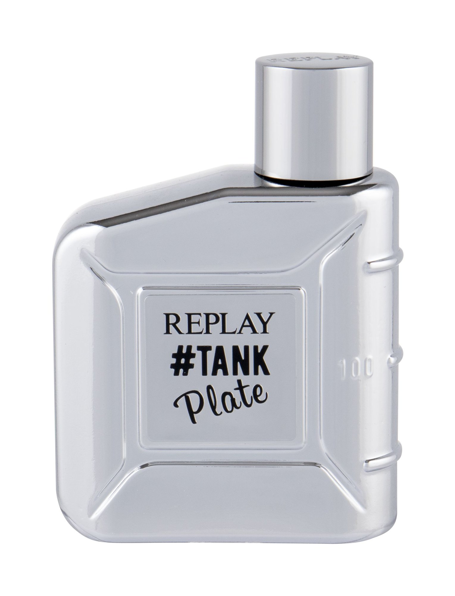 Replay #Tank Plate, edt 100ml