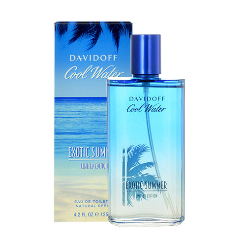Davidoff Cool Water Exotic Summer, Toaletná voda 125ml