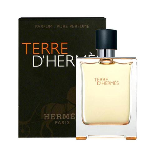 Hermes Terre D Hermes, Toaletná voda 100ml - limitovaná edice flakonu H