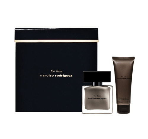 Narciso Rodriguez For Him, Edp 100ml + 75ml sprchový gel