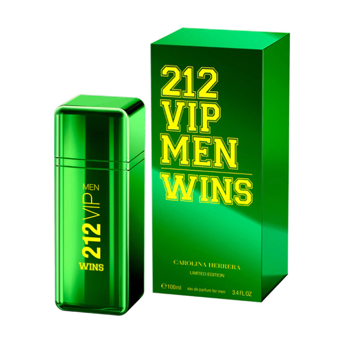 Carolina Herrera 212 VIP Wins, edp 100ml