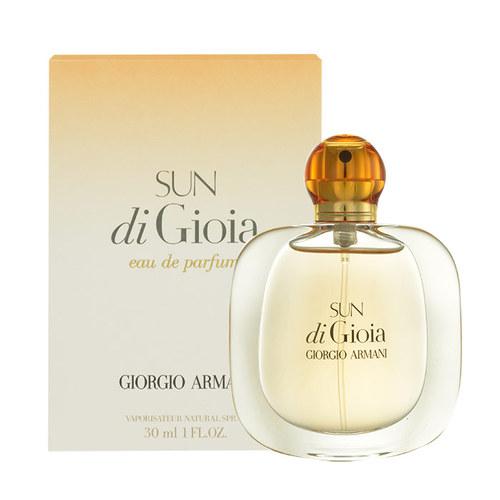 Giorgio Armani Sun di Gioia, Odstrek s rozprašovačom 3ml