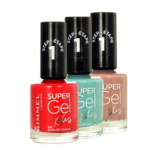 Rimmel London Super Gel By Kate STEP1 (W)