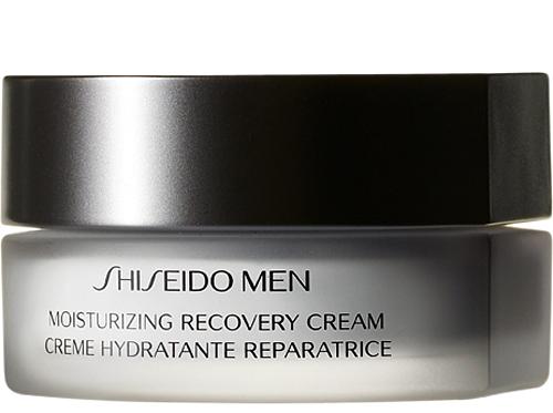 Shiseido MEN Moisturizing Recovery Cream, Pánska pleťová kozmetika - 50ml