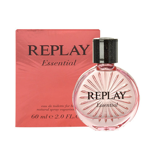 Replay Essential for Her, Toaletná voda 60ml - Tester