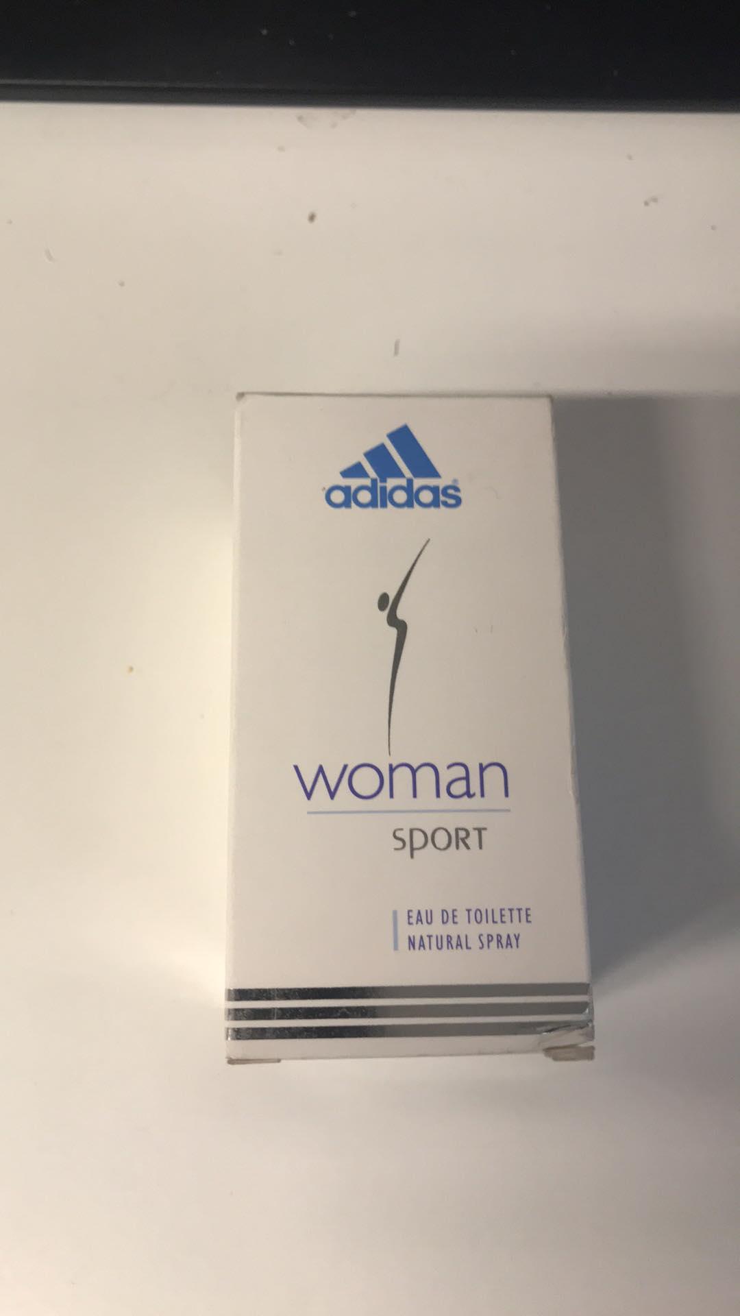 Adidas Woman Sport, edt 30ml